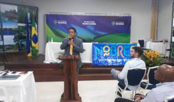 Secretário de Turismo leva experiência de Nobres para encontro de gestores em Rondônia