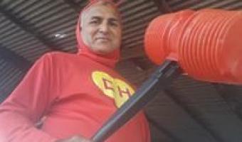 Série prefeitáveis: Chapolin lança pré-candidatura a prefeito e anuncia apoio de Nelson Barbudo