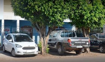 Policiais civis prendem dois foragidos da Justiça em Rosário Oeste