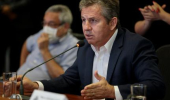 REUNIÃO COM OS PODERES   Governador descarta lockdown e encaminha projeto para a AL com novas medidas