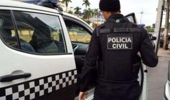 Acusado de assassinar homem a facadas é preso pela Polícia Civil