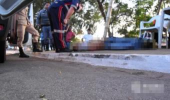 vendedor de pamonha é morto com pelo menos 5 tiros em MT