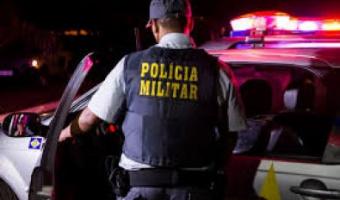 Bandido morre e outro é preso após troca de tiros em MT