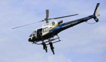Ciopaer tenta localizar onça parda em condomínio de luxo em Várzea Grande