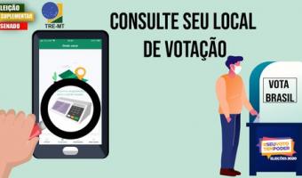 Faltam 6 dias: consulte seu local de votação