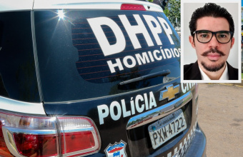 Jornalista é encontrado morto em terreno em Cuiabá