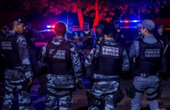 Policiais da Força Tática de Cuiabá terão curso sobre abordagem de pessoas com deficiências