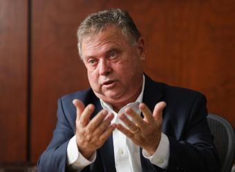 Blairo Maggi lamenta decisão do presidente eleito em unir Agricultura e Meio Ambiente