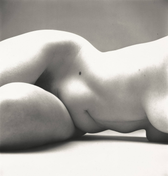 Nude No. 72, Nova York, 1949-50 IRVING PENN / CORTESÍA IRVING PENN FOUNDATION