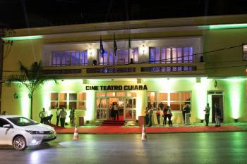 cine teatro cuiabá programação - Foto por: Junior Silgueiro Secom MT