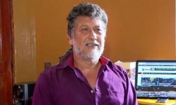 O Jornalista Leo Veras