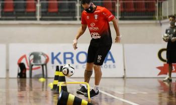Vitor Kortemann/JEC Futsal