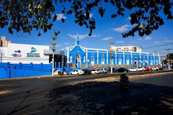 A unidade fica localizada na Rua Clóvis Hugueney, número 141, no bairro Dom Aquino, próximo à Praça do Seminário. - Foto por: Marcos Vergueiro/Secom-MT