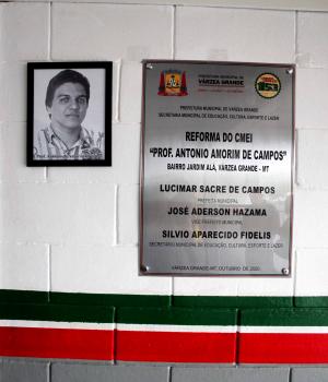 Centro Municipal de Educação Infantil (CMEI) Professor Antônio Amorim de Campos