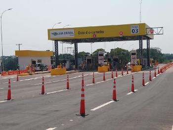 Sinfra vistoria melhorias realizadas pela Concessionária Via Brasil na MT-320 - Foto por: Sinfra-MT