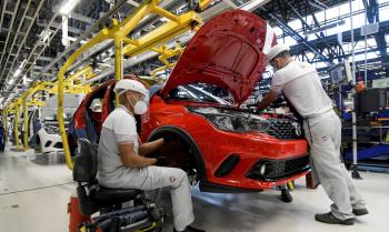 A produção de veículos cresceu 7,4% em outubro      Foto: Washington Alves/Reuters