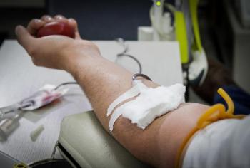 Cada bolsa de sangue pode salvar até quatro vidas - Foto por: Michel Alvim | Secom-MT
