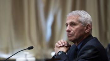 Anthony Fauci se torno o rosto dos esforços contra a pandemia nos EUA