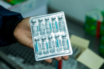 Para a vacina da Pfizer, o prazo de aplicação da segunda dose é de até 12 semanas - Foto por: Secom-MT