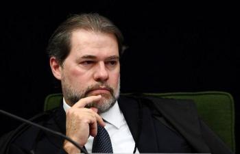 BRASIL - Toffoli retira de pauta do STF ações sobre prisão em 2ª instância