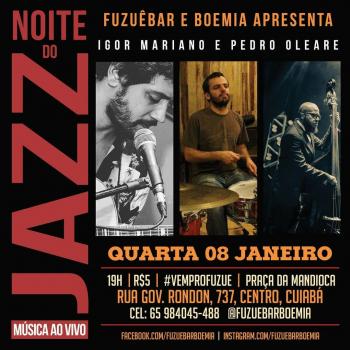 QuartajazznoFuzuê Bar e Boemia / Caderno Cultura - Gilda Portella