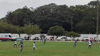 Poconé não segura vitória e empata em casa com o Cuiabá