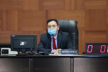 Botelho destaca importância de união entre governo e prefeitura para o combate à pandemia