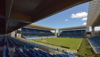 Governo abrirá Arena para torcedores assistirem jogo