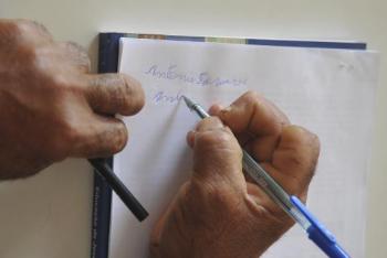 Taxa de analfabetismo no país, na faixa de 15 anos ou mais, foi de 7,2% em 2016