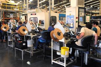 Produção industrial cresce em dez dos 15 locais pesquisados pelo IBGE