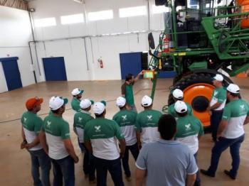 SENAR-MT e Sindicatos realizam 19 treinamentos para o setor de máquinas e implementos
