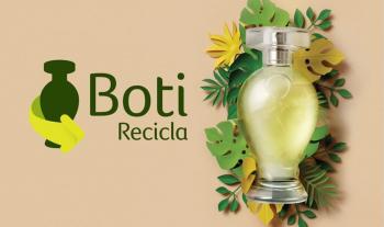 Boti Recicla chama a atenção para o descarte correto das embalagens de cosméticos