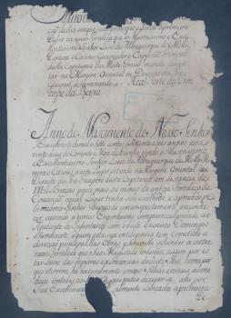 Documentos do Período Colonial viram patrimônio cultural da Unesco