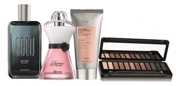 O Boticário tem perfumaria e maquiagem com descontos de até 40%