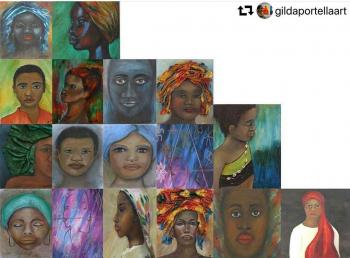 Somos mulheres, negras , quilombolas e empoderadas