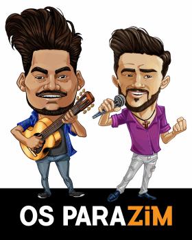 """Os Parazim lançam o single """"Amor e Cerveja"""""""