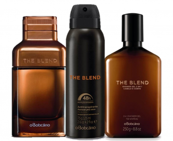 The Blend, nova marca do Boticário, traz o que há de mais elegante na alta perfumaria internacional