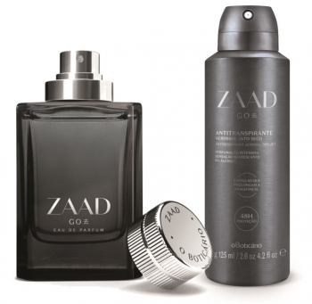 Zaad Go - uma viagem para os sentidos