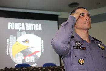 Força Tática de Várzea Grande celebra 12 anos de serviços prestados à sociedade