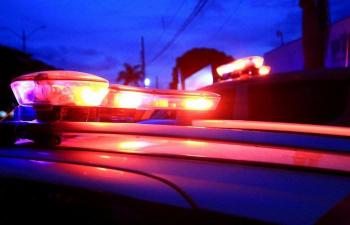 Suspeito é preso por agredir namorada e quebrar braço de criança de 6 anos