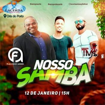 Programação Samba - Gilda Portella