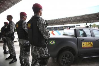 Ministério da Justiça autoriza envio da Força Nacional para o Ceará