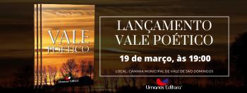 """LANÇAMENTO DO LIVRO """"VALE POÉTICO"""" DE REGINALDO TEODORO"""