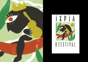 Festival IXPIA - 24 de Abril a 3 de Maio