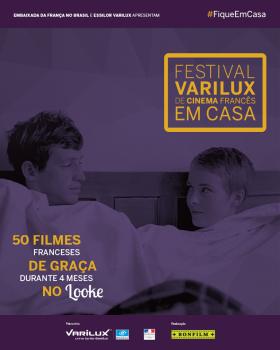 Festival Varilux De Cinema Frances em  Casa