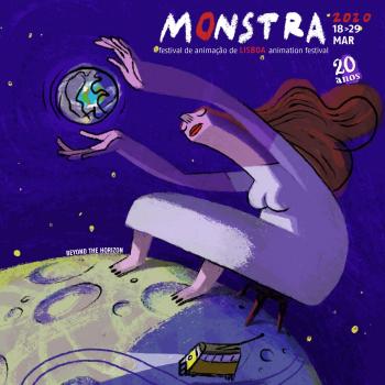 """Festival Online de Animação """"Monstra"""" 25 a 31 de Maio 2020"""