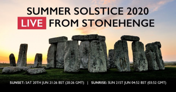 Stonehenge: solstício de verão será transmitido ao vivo