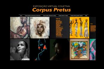 OLHARes PARA sobre CORPUS PRETUS