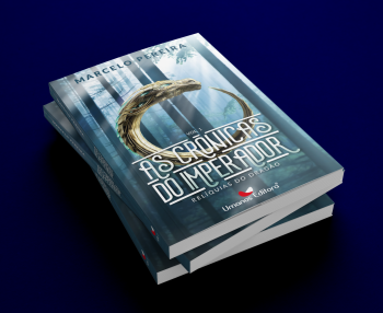 """Lançamento do livro: """"CRÔNICAS DO IMPERADOR: Relíquias de dragão"""" 01 Dezembro - Sesc Arsenal"""