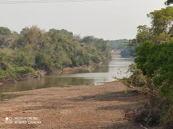 O Pantanal, a seca e ciência